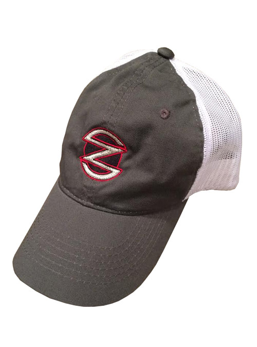 "MEN S MESH BACK BASEBALL CAP WITH EMBROIDERED ""Z"" LOGO (more color ... d803a21aece"