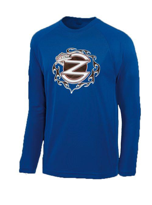 Long Sleeved T-Shirt sport wicking
